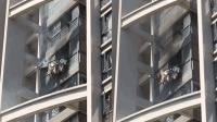 阳台棉絮疑被烟头点燃 50万装修险被毁