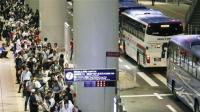 觉得自己是中国人就上车! 32名台湾同胞随车撤离