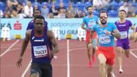 2018 国际田联洲际杯 男子4x100米接力 (美洲38.05)