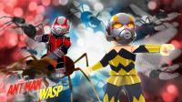 小飞象解说✘Roblox超级英雄 惊奇队长提前登场! 获得蚁人能力灭霸无限手套! 乐高小游戏