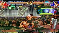 拳皇97 陈辉都被包王给带坏了开始了裸杀赖皮