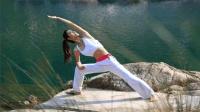简单易学的瑜伽体式, 减轻腰部多余脂肪, 缓解腰部疼痛