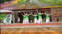 阳光美梅广场舞【泛水荷塘】集体版-最新广场舞视频