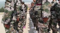云南省武定第一中学2018年高一新生军训 开篇