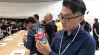 苹果全新 iPhone XR 现场上手: 居然有 6 种颜色?