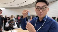 苹果全新 Apple Watch 现场上手: 苹果表最大的一次升级?