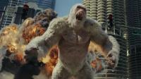 狂暴巨兽毁灭城市