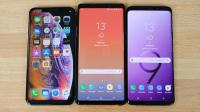 iPhone Xr对比三星Note9、三星S9, 谁更强呢?