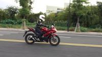 「呆子测评」铃木极客飒GIXXER155骑士网摩托车测评