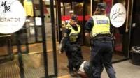 瑞典警察 中国区维秘大使 小学营养餐仅半碗素面