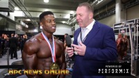 2018奥林匹亚|Breon Ansley卫冕古典健体冠军后的采访