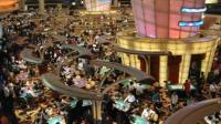 """台风""""山竹""""来势凶猛 澳门赌场都为它首次停业"""