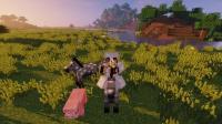 ★我的世界Minecraft★《麒麟的我的世界物理模组整合包极限生存实况☆EP29☆忠实的伙伴!斑点马!》籽岷炎黄大橙子五歌粉鱼