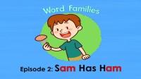 Little Fox小狐狸英语动画| 字母家庭2| Sam Has Ham