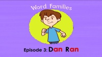 Little Fox小狐狸英语动画| 字母家庭3| Dan Ran