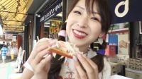 美女小姐姐带你品尝日本北海道各色美食