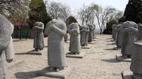 武则天墓前为何站着61尊无头石人像? 故意而为还是另有原因