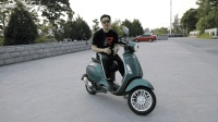 【easy二手车】vespa冲刺 最有情调的小踏板