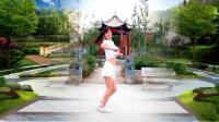 红豆舞蝶广场舞《我等你美丽的姑娘》编舞: 雪妹