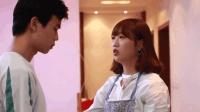 女老板爱上已婚男人, 他为了老婆不领情反而离开公司, 结局挺感动!