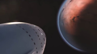 Space X公布首位月球旅客 对手公司:我们5年内登月 未来定居月球