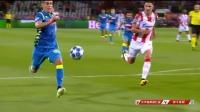 【全场集锦】卡列洪必进球遭门线解围 那不勒斯0-0客平贝尔格莱德红星