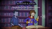 Little Fox小狐狸英语动画| 怪物学校之扫帚之谜4| 奇怪的咒语| 趣味英文学习