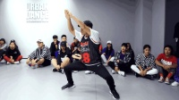 David Lim 编舞《Purple Kisses》Urban Dance Studio GRV