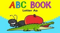 Little Fox小狐狸英语动画| ABC入门1| 字母Aa| 英文基础词汇