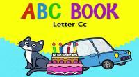 Little Fox小狐狸英语动画  ABC入门3  字母Cc  英文基础词汇