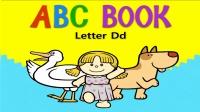 Little Fox小狐狸英语动画  ABC入门4  字母Dd  英文基础词汇