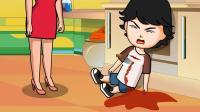 儿子考了满分回家报喜, 刚进门就被亲妈一刀捅死! 老师同学都吓坏了!