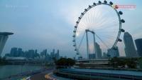 法拉利APAC Challenge 新加坡站 Race2
