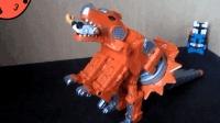 DX手里剑战队武装恐龙丸-萝卜吐槽番外模玩分享