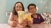 试吃6.8元一个的慕斯果冻, 一半是果冻一半是慕斯, 你觉得值吗?