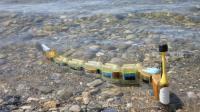 """把这""""水蛇""""放河里, 能自动追踪水中毒素, 快速找出污染源"""