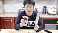 【抽风】人生第一次! 品尝肉馅和奶皮子馅月饼