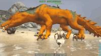 狼和鳄鱼结合体 鳄狼 方舟生存进化 爱尼玛热游244