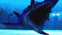 侏罗纪世界游戏 恐龙对抗赛 第348期 海洋生物的生死对决 陌上千雨解说