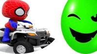 蜘蛛侠小球游戏儿童英语少儿英语快乐英语abc