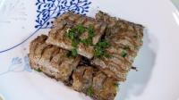香煎带鱼用黑胡椒来提香, 味道浓郁色彩亮丽