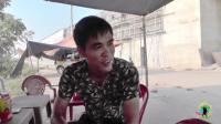 在越南偶然地搭讪, 也能遇到会讲中文的越南人, 还去广州打过工