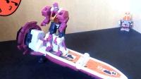 DX手里剑战队武装冲浪丸-萝卜吐槽番外模玩分享