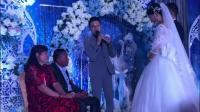 这个司仪有点坏, 问新娘的公公这种问题, 你想让人家闹不和吗?