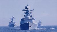 第228期 中国海疆冒出52艘护卫舰