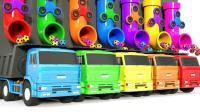 工程车系列自卸卡车运输足球玩具