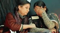 印度姑娘来中国游玩, 生活两天后直言: 不想再回去吃苦了!