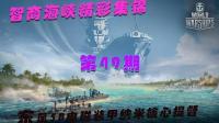 【战舰世界】智商海峡精彩集锦#49 敌我战舰