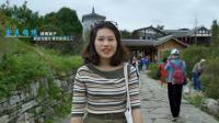 越南妹子游贵州青岩古镇, 爱吃猪蹄, 越南没有这么好吃的猪蹄