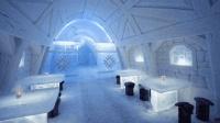 这是世界上最冷的酒店? 全部用冰雪打造, 为何夏天就会消失?